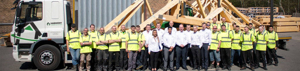 Harmony Timber, Dublin, Wicklow, Timber frame, roof trusses and open web joists, manufacturers and suppliers of timber frame houses and homes
