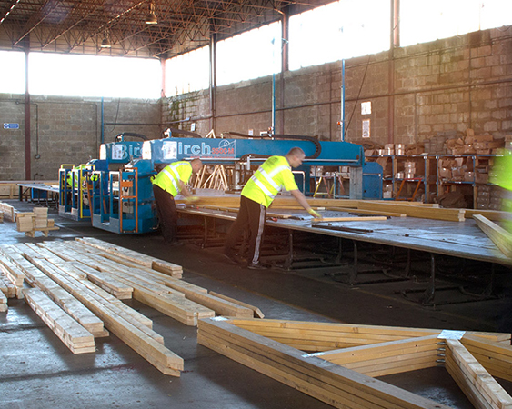 Roof Truss - Harmony Timber Solutions - Ireland, UK
