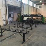 roof truss press roof truss manufacturer ireland