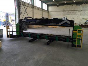 truss press harmony timber solutions ireland