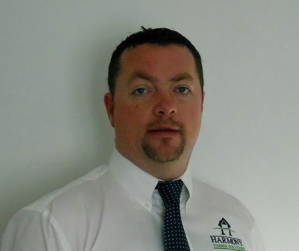 Mark Hougham Harmony Timber Solutions