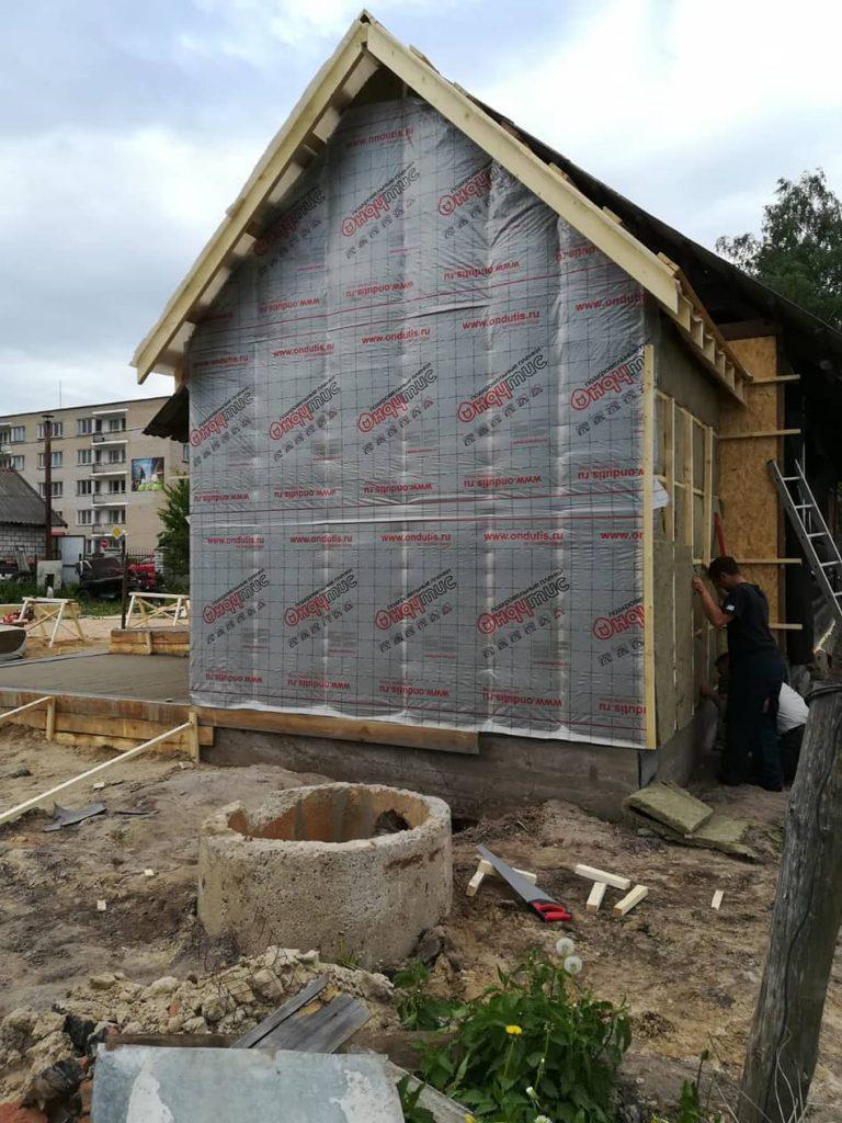Children of Chernobyl Foundation Ireland - Harmony Timber Solutions - Timber Frame 5