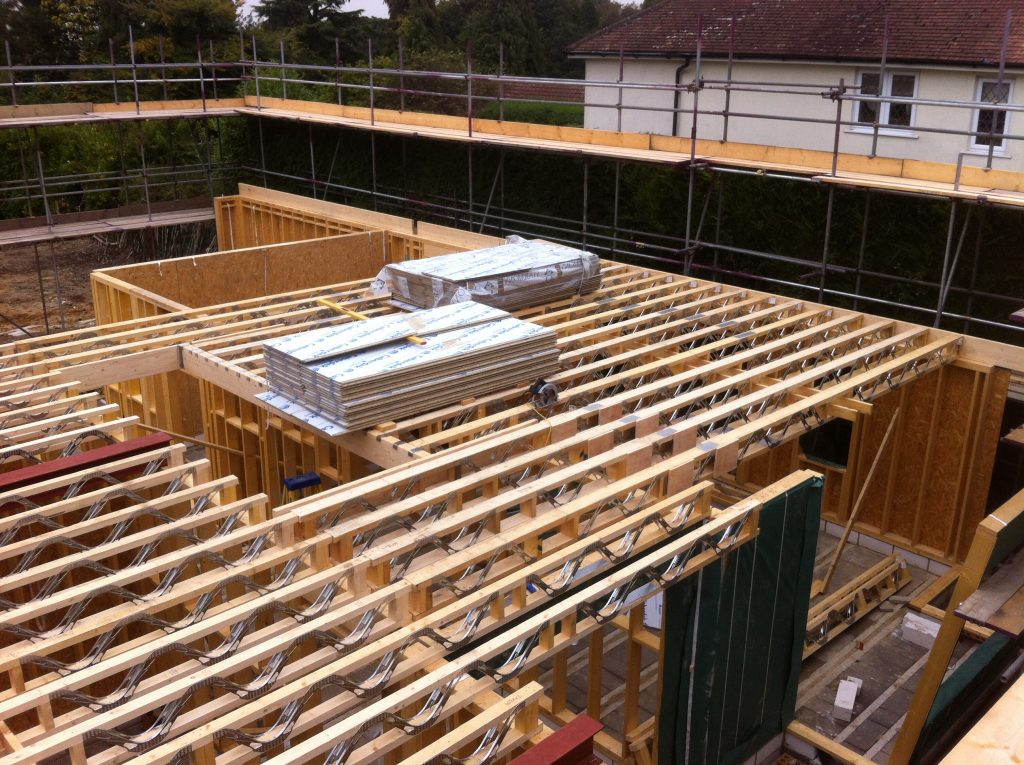 Open Web Joists - Harmony Timber Solutions, Ireland